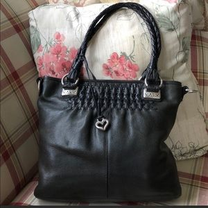 🤩💐Brighton large leather tote